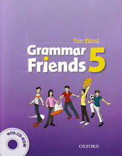 Oxford GRAMMAR FRIENDS Level 5 Student's Book with CD-ROM / Tim Ward @NEW@
