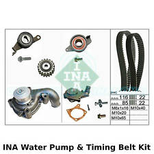 INA Water Pump & Timing Belt Kit (Engine, Cooling) - 530 0010 30 - OE Quality