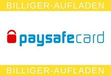 paysafecard 10 € - NO PAYPAL! - per Email/SMS+Brief - paysafe card 10 - pay-safe