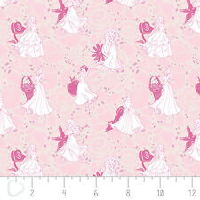 Disney Princess Fabric by Camelot Fabrics,100% cotton, 85100113-1, BTY