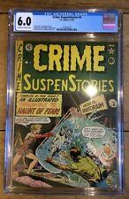 Crime SuspenStories #4 CGC 6.0 213297101