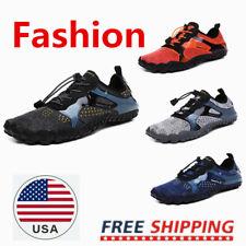 Fashion Men's Water Shoes Quick Dry Barefoot Swim Diving Surf Aqua Sport Beach