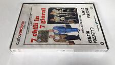dvd Carlo Verdone Collection 13 7 CHILI IN 7 GIORNI Renato POZZETTO
