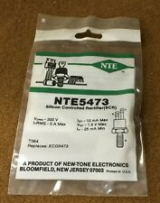 NTE Electronics NTE5473 Silicon Controlled Rectifier (SCR) 5 Amp, TO64