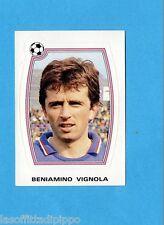 PANINI SUPERCALCIO 1985/86 -Figurina n.159- BENIAMINO VIGNOLA - NEW