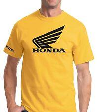 Honda Wing T-Shirt CRF 250 450 TRX CR 85 Racing FourTrax ATV HRC CBR Motorcycle
