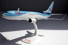 TUI - Boeing 737-800 - 1:100 - Herpa Snap-Fit 612098 FlugzeugModell B737 TUI.com