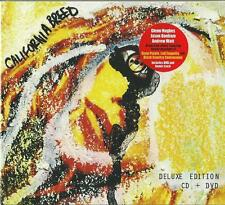 California Breed - California Breed ( CD + DVD, 2014 ) Glenn Hughes NEW / SEALED