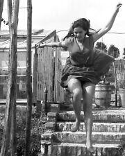 CLAUDIA CARDINALE ITALIAN ACTRESS - 8X10 PUBLICITY PHOTO (FB-667)