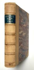 TYPICAL FORMS AND SPECIAL ENDS IN CREATION - J. McCosh (Hardback 1856) 1st ed