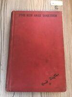 Five Run Away Together (Enid Blyton - 1952