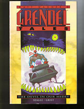 Grendel Tales: The Devil in Our Midst Dark Horse Comics, 1998-1st Print - USED!