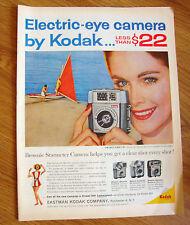1961 Kodak Brownie Camera Ad 1961 Kelly Tire Chevrolet Ad 1961 Pepsi Cola Ad