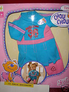 Set Doll Zapf Creation Pink/Blue New