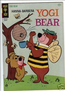 Yogi Bear #19  comic 1965
