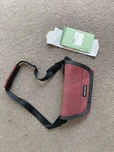 Freitag Jamie fanny pack bum bag small messenger incl. tags + proof of purchase