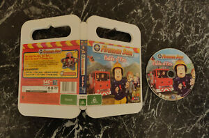 Fireman Sam Fields of Fire (2006) ABC4KIDS Childrens DVD PAL 6 Episodes