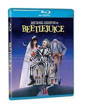 NEW MICHAEL KEATON BEETLEJUICE BEETLE JUICE BLU RAY FREE FAST 1ST CLS S&H