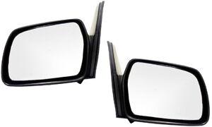 89 90 91 92 93 94 95 96 97 98 Sidekick Tracker Left&Right Manual Mirror Pair L+R