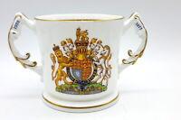 The Queen Elizabeth II Aynsley Bone China Loving Cup 1977 .