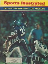 August 16, 1971 Calvin Hill Dallas Cowboys Sports Illustrated