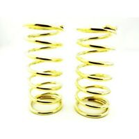 Hot Racing RVO5075 Traxxas Summit & Slayer Long GTR Springs (19lb/in, Gold)