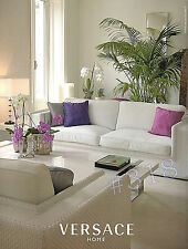 VERSACE Home Furnishings - Original 2008 Advertisement