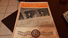 ILLUSTRAZIONE ITALIANA 20/1935 DUCE SCHUSCHNIGG STADIO CALCIO BERTA FIRENZE