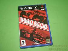 Formula Challenge Sony PlayStation 2 PS2 Game - Oxygen Interactive