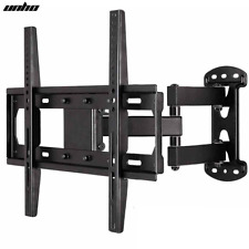 Full Motion TV Wall Mount Bracket Swivel and Tilt 32-55 inch for Sony/LG/Panason