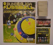 Panini fútbol liga 2007/2008 en blanco del álbum + todos los 498 lotes sticker + bolsa 07/08