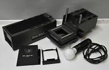 Durst M605 B&W Darkroom Enlarger head & bulb filterdraw Siriocon 50 condenser