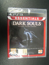 DARK SOULS PREPARE TO DIE EDITION PS3 NUOVO SIGILLATO ESSENTIALS