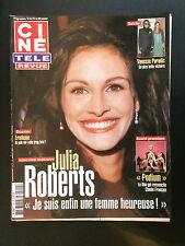 CINE REVUE 2004 N°4 julia roberts vanessa paradis britney spears poelvoorde
