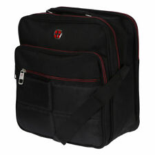 Hochwertig verarbeiteter Flugbegleiter Arbeitstasche Messenger Umhänger Tasche