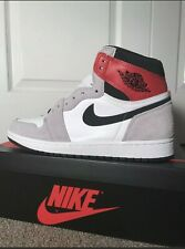 Jordan 1 Retro High Og Light Smoke Grey Size 9.5