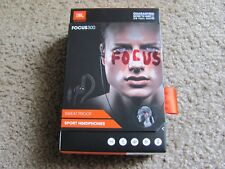 JBL Focus 300 Behind-the-Ear Sport Headphones w/Twistlock Technology JBLFOCU300B