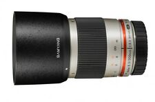 Samyang Reflex f/6.3 300mm ED UMC CS for MFT mount SILVER | 2 years warranty