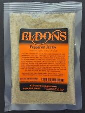 Peppered Jerky Seasoning Pepper Spice with Cure Seasons 5 Pounds of Meat # 4045