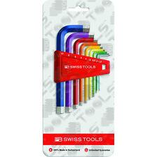 Set di chiavi esagonali piegate, chiavi a brugola PB Swiss Tools 9 pezzi