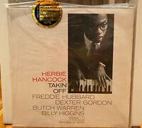 HERBIE HANCOCK Takin' Off - NEW Mint - Unopened - 1986 Blue Note Vinyl LP
