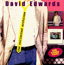 David Edwards - The Collected Archives [2CD] 2001 Blind Records ** NEW **
