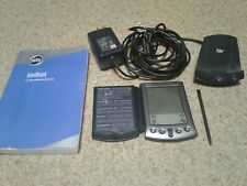 Palm Pilot Vx Vintage Handheld Pda with Cradle Charger, Booklet and extra pen