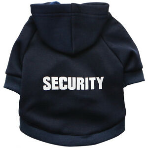 Small Medium Boy Dog Hoodie Male Pet Clothes Puppy Coat Jacket Sweater Clothing