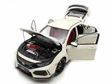 Honda Civic Type-r Fk8 White 1:64 Model LCD64003WH LCD MODELS