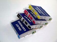 T061 Cartuchos recargables para Serie T061  de  Epso-n. (Non Oem)