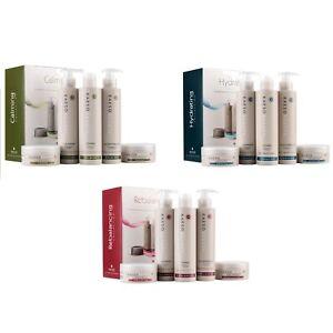 Kaeso Facial Kit Calming Hydrating Rebalancing Face Treatment Skin Care Set