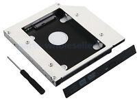 2nd SATA Hard Drive SSD HDD Caddy for Asus G750JZ-T4023H X75V X75VC X52J X7bjf
