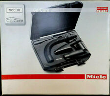 MIELE SCC 10 Car Care Accessory Kit -- Brand New in Box -- Made in Germany