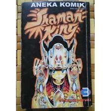 Comic Shaman King Vol 3 Malay (Used)
